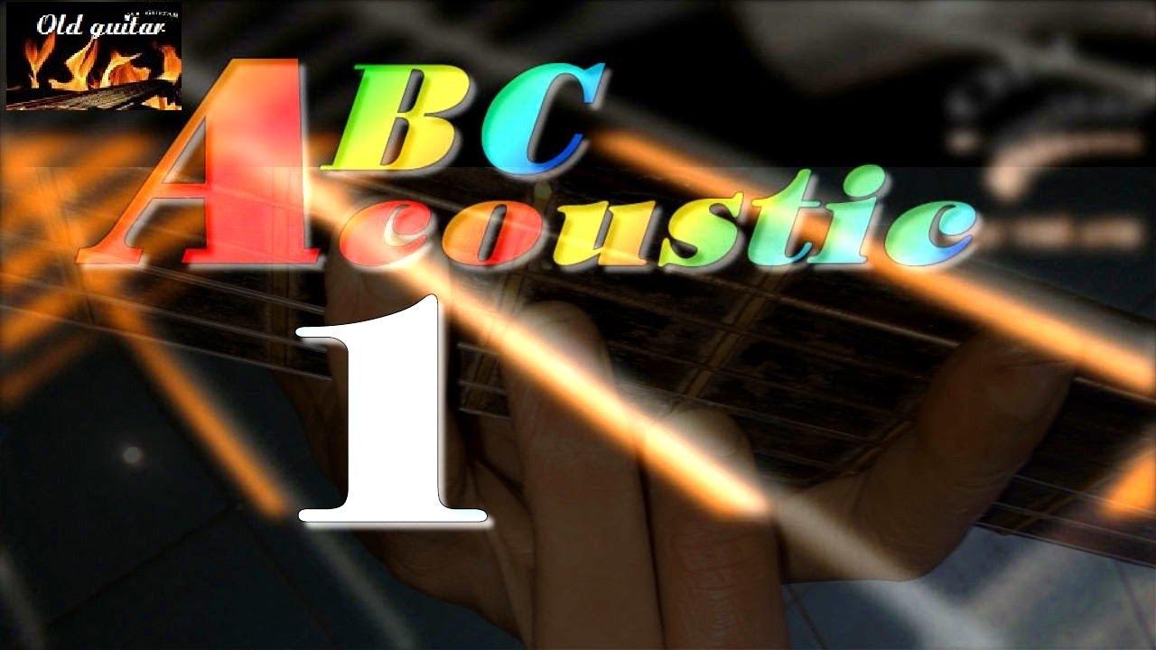 Học đàn Guitar cơ bản ABC | ACOUSTIC | bài 1 | HD