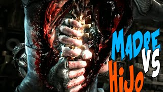 Video MADRE VS HIJO - Mortal Kombat X MP3, 3GP, MP4, WEBM, AVI, FLV Oktober 2017