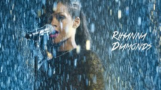 Video Rihanna - Diamonds (Acoustic Live) MP3, 3GP, MP4, WEBM, AVI, FLV Maret 2018