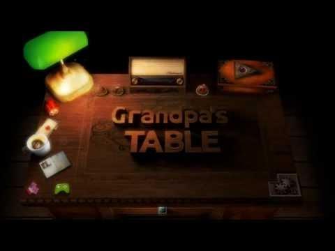 Video of Grandpa's Table