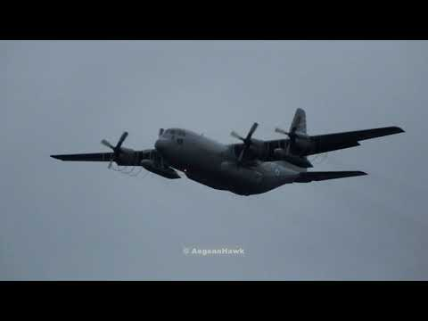 Hellenic Air Force C-130H Hercules...