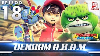 Video BoBoiBoy Galaxy EP18 | Dendam A.B.A.M MP3, 3GP, MP4, WEBM, AVI, FLV Juni 2018