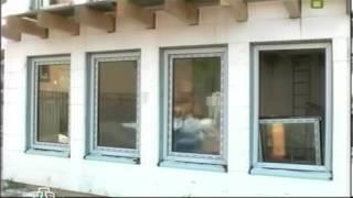 Строительство дома с помощью несъемной опалубки
