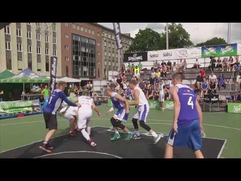 Матчи сборной УСЛ на турнире Tallinn Open 3x3 (Эстония)