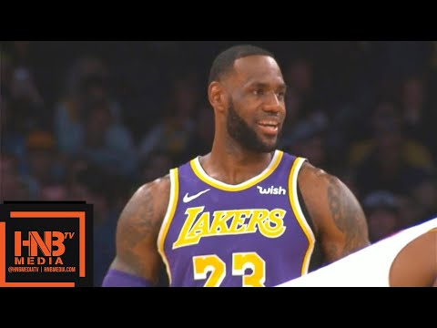 Los Angeles Lakers vs Denver Nuggets 1st Half Highlights | March 6, 2018-19 NBA Season - Thời lượng: 6 phút, 31 giây.
