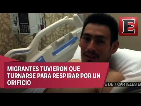Sobreviviente de tráiler en Texas pagó más de 5 mil dólares por pasar a EU