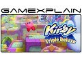 Kirby: Triple Deluxe - Game & Watch (30-Minute Video Preview)