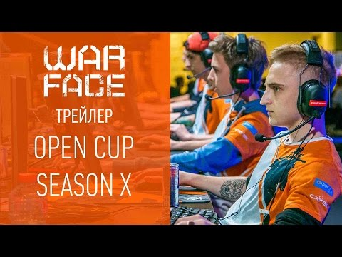 Трейлер Warface Open Cup: Season 10