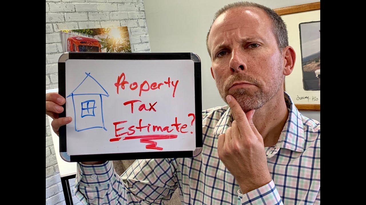 How Do You Estimate Your Washington County Property Taxes?