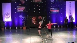 Nicolas Kuran-Pellegatta & Melanie Weber - Via Claudia Cup 2013