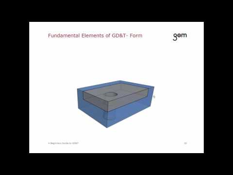 Webinar: A Beginner's Guide to Geometric Dimensioning and Tolerancing