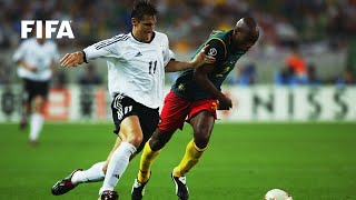 Video Cameroon v Germany, 2002 FIFA World Cup MP3, 3GP, MP4, WEBM, AVI, FLV Maret 2019