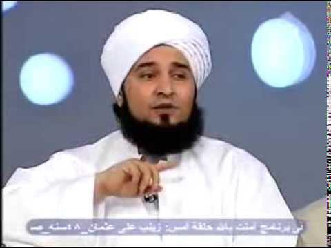 حوار هادئ بين الحبيب الجفري ونائب مرشد جماعة الإخوان