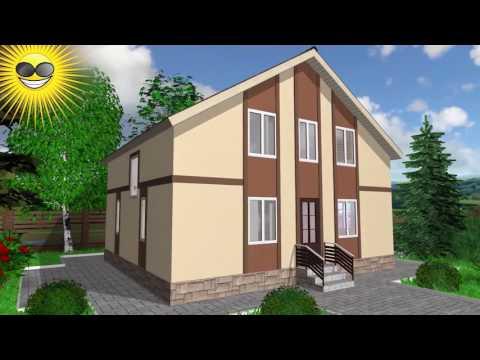 Стройте правильные дома из СИП панелей с Экопан-Контур