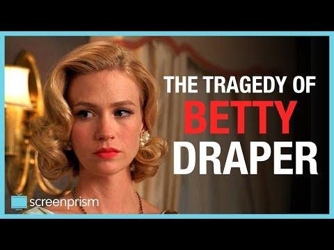 Mad Men: The Tragedy of Betty Draper