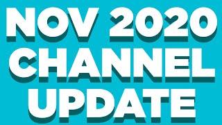 • MAJOR MILESTONE! Channel Updates, Starting Bugsnax, Cyberpunk 2077 delayed & more! (November 2020)