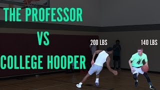 Video The Professor 1 on 1 Gets Called out by New Orleans College Hooper MP3, 3GP, MP4, WEBM, AVI, FLV Februari 2019
