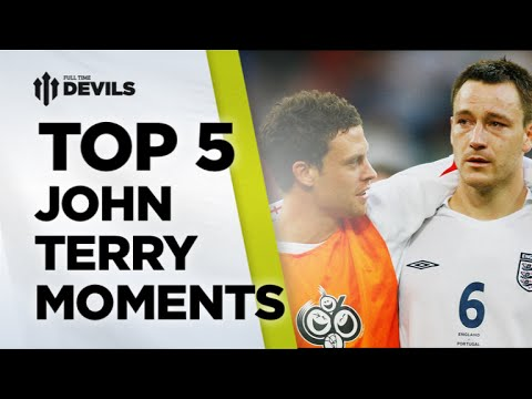 Terry - Ahead of the Manchester United vs Chelsea game. We look back at some of John Terry's finest moment both on an off the pitch. Don't worry, it's only a bit of fun and we've left out the really...