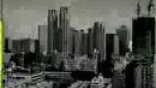 Tokyo time-lapse: Shinjuku construction (1969-2004)