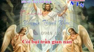 Karaoke THANH CA VONG CO- TINH YEU PHUC SINH (DAY DAO)
