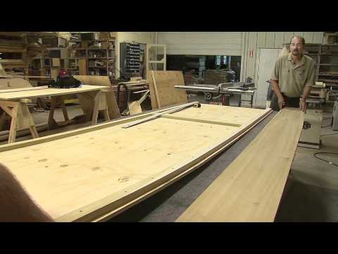 boat - The basic flat-bottomed boat is great for farm ponds, creeks and streams. Join host Tim Farmer and craftsman John Akers in the woodshop with instructions on ...