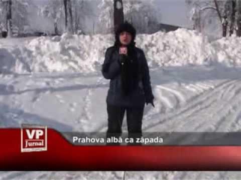 Prahova albă ca zăpada