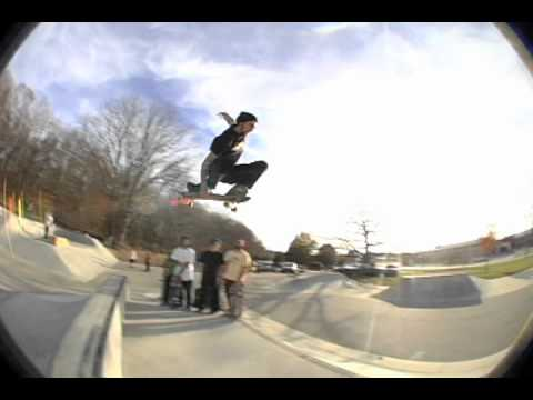 Norwich Skatepark Edit