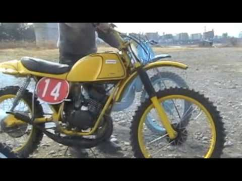 I LOVE HODAKA-Vintage motocross from Japan