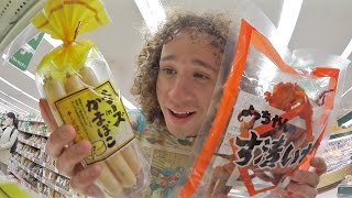Visitando un SUPERMERCADO EN JAPÓN