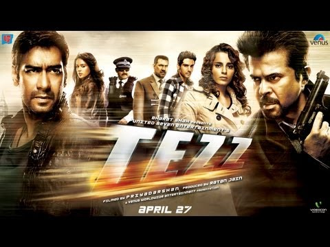 Tezz (2012) - Tezz Movie Title Song HD