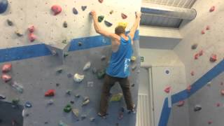 Vauxwall Blue Circuit Beta Reel by Louis Parkinson