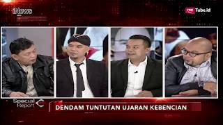 Video SALING SERANG! Saksi Ahli Ahmad Dhani VS Praktisi Hukum - Special Report 10/12 MP3, 3GP, MP4, WEBM, AVI, FLV Desember 2018