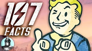 Video 107 Fallout 4 Facts YOU Should Know! | The Leaderboard MP3, 3GP, MP4, WEBM, AVI, FLV September 2018