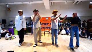 Kite, Gucchon, WAZA, YUMEKI, PANCHO – STEP UP KYOTO vol.5 JUDGE MC SESSION