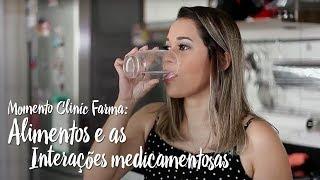 Momento Clinic Farma – Alimentos e as interações medicamentosas