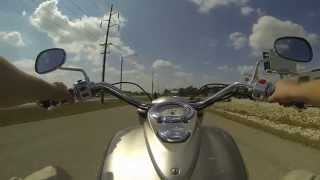 6. 2009 Kawasaki Vulcan 2000 for sale Andover, Kansas GoPro Hero3 Black