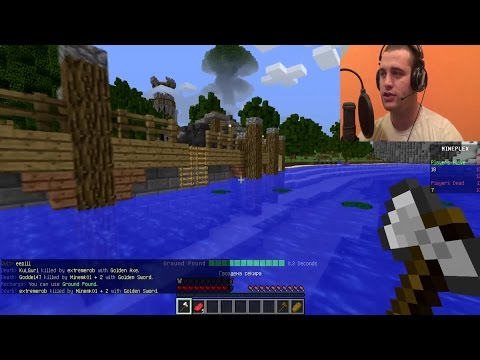 Minecraft Hunger Games ep.45 [Srpski Gameplay] ☆ SerbianGamesBL ☆