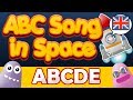 Video: ABC Space Song Mission: ABCDE Zed Version (British English)