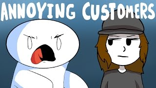 Annoying Customers (Feat. Theodd1sout & ItsAlexClark)