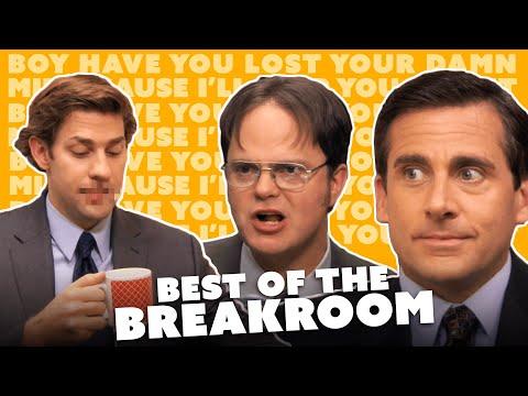 Best of the Break Room | The Office U.S. | Comedy Bites