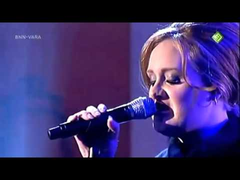 Adele - Rolling In The Deep (Live).flv (видео)
