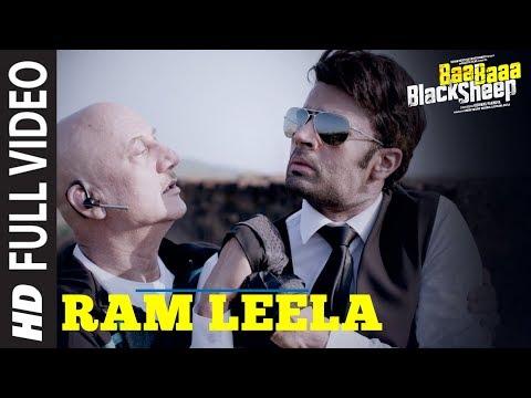 Ram Leela Full Video Song | Baa Baaa Black Sheep |