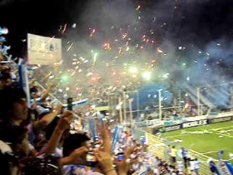 atletico tucuman vs boca recibimiento - La Inimitable - Atlético Tucumán