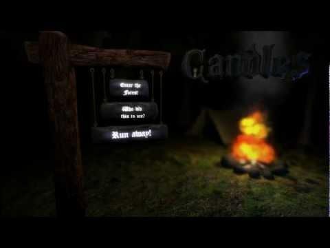 Встречаем Halloween вместе с 7Tiphs - Игра Candles