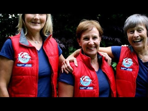 Τρεις γυναίκες διασχίζουν τον Ατλαντικό Ωκεανό κωπηλατώντας