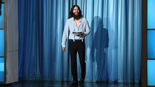 Video Jared Leto Has a 30 Seconds to Mars Surprise for the Audience MP3, 3GP, MP4, WEBM, AVI, FLV September 2018