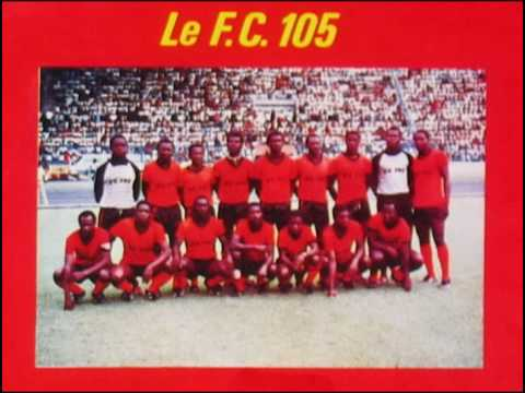 FC 105 du Gabon (Franco) - Franco & le TPOK Jazz 1985