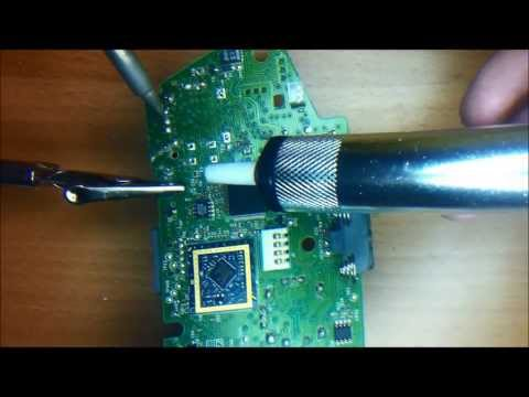 comment reparer le joystick d'une manette de xbox 360