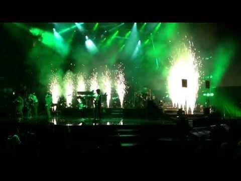 Bruno Mars - Gorilla - June 22, 2013 - DC - Moonshine Jungle Tour  - Moans - Takes Off Shirt