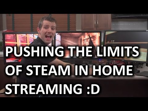 streaming - Steam In Home Streaming from Valve might be in BETA but that didn't stop us from spending a whole lot of time learning the in's and out's of it. Sponsor link...